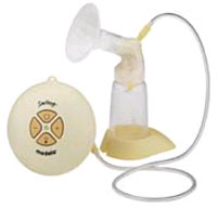 medela electric breast pump instructions