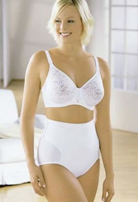 de01ab895 Anita 1885 ReBelt Post-natal Panty Girdle White