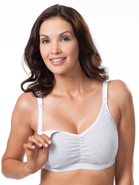 e354bbc67 Leading Lady 4048 Shirred Front Comfort Wirefree Nursing Bra NOW 10% OFF